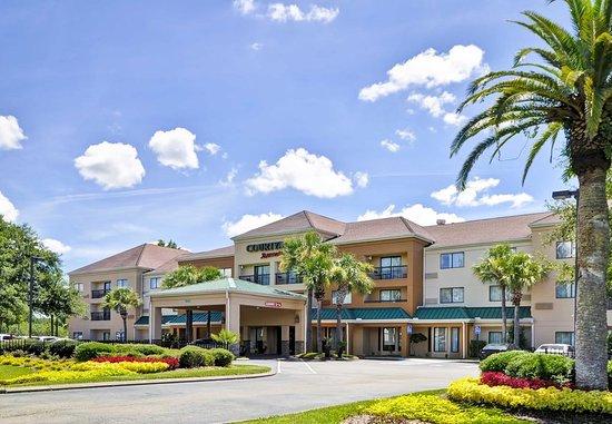 Courtyard Jacksonville Airport Northeast Hotel