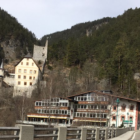 Nassereith, Østrig: Hotel Schloss Fernsteinsee