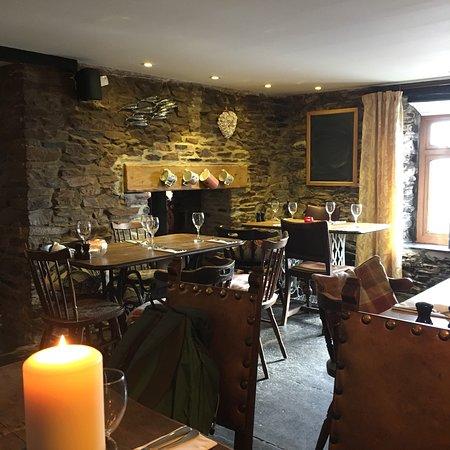 Duloe, UK: Lovely pub
