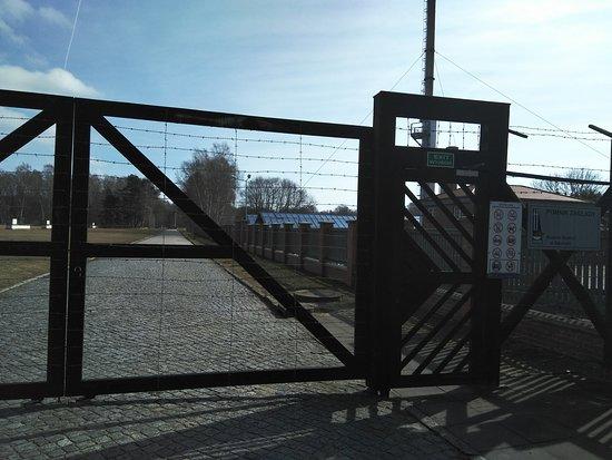 Sztutowo, Polen: main -hell gate