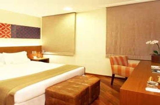 Grande Hotel Sao Pedro: Guest room