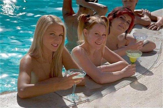 Ντέζερτ Χοτ Σπρινγκς, Καλιφόρνια: Pool