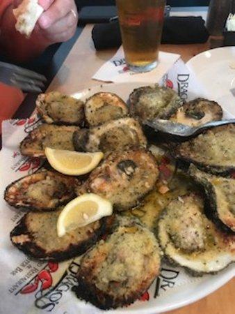 Drago S Seafood Restaurant Chargrilled Oysters