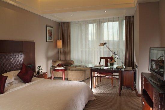 Average hotel with open view - Review of Grand Skylight Garden Hotel,  Shenzhen, China - TripAdvisor