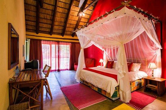 Inhaca Island, โมซัมบิก: Guest room