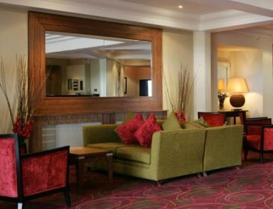 Riverside Lodge Hotel: Bar/Lounge