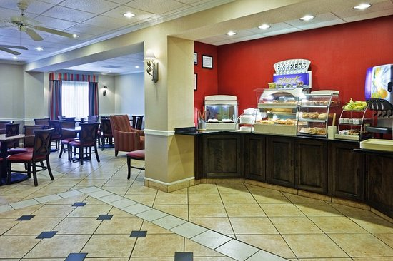 Holiday Inn Express & Suites Manchester-Conf Ctr (Tullahoma): Restaurant