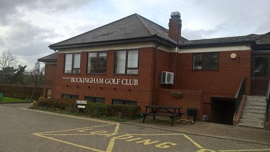 Buckingham, UK: Clubhouse