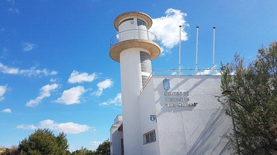 Centro de Visitantes las Salinas