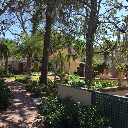 Picture Of The Collector Luxury Inn Gardens St Augustine Tripadvisor