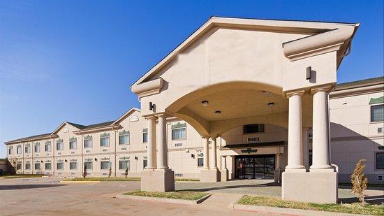 Quanah, TX: Exterior