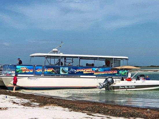 Tarpon Springs Odyssey Boat Tour