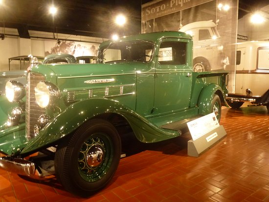 Hickory Corners, MI: Yes, Mack Once Made Pick-Up Trucks