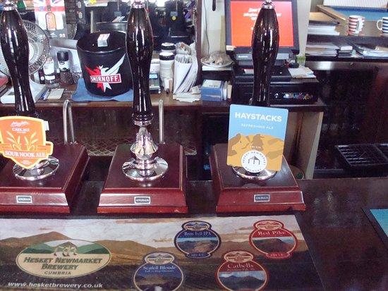 Sour Nook Inn: Serving Locally Brewed Haystacks Beer