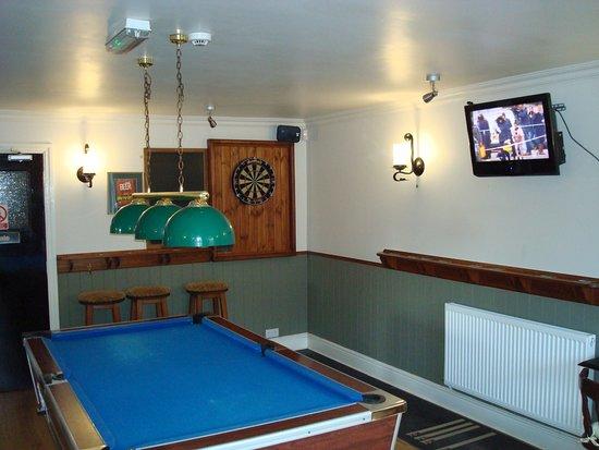 Sour Nook Inn: Game Room.