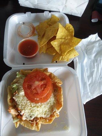 El Torero Mexican Restaurant: Pretty good meal for 7 bucks