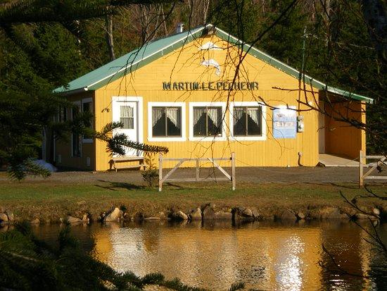 Centre de Pêche et Activités Martin le Pêcheur