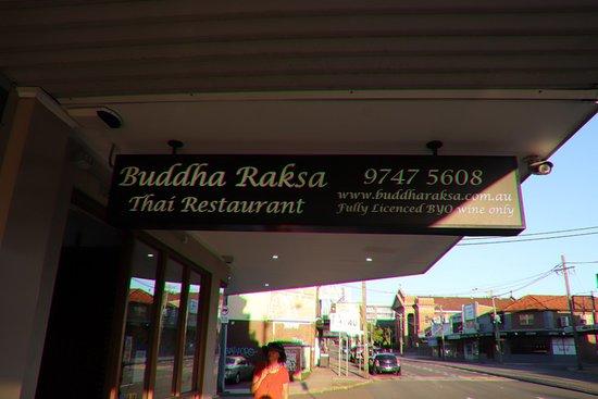 Enfield, Australia: Buddha Raksa Thai Restaurant