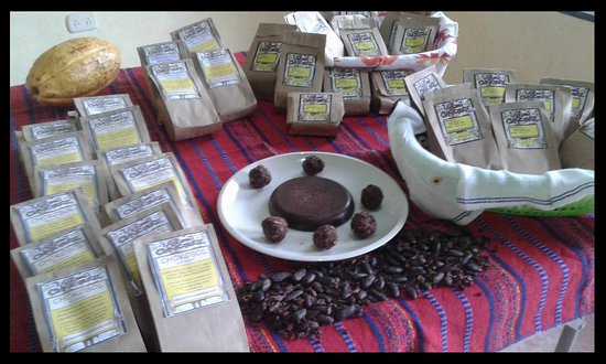 Lanquin, Guatemala: try our homemade products