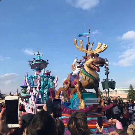 Disneyland Paris – fénykép