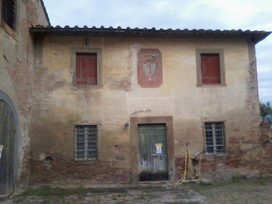 Palaia, Italy: casa