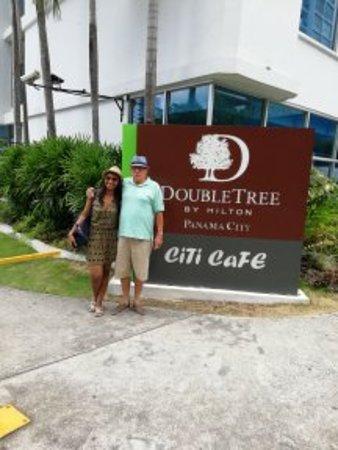 DoubleTree By Hilton Panama City: entrada
