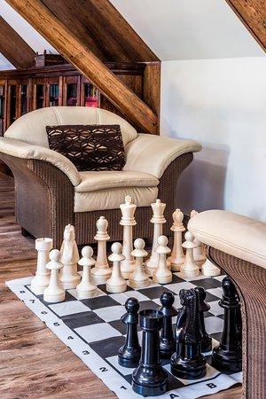 Folwark Wrzosowka Holiday Home: Playroom