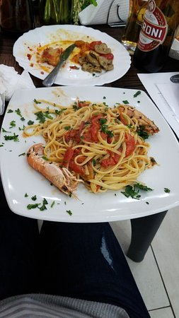 Best Pasta dish and other great food