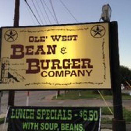 Ole West Bean and Burger