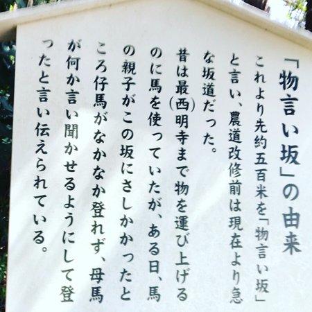 Monoiizaka