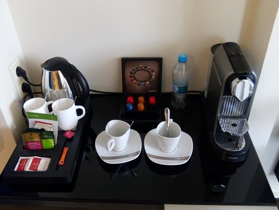 Grand Hotel Bohemia: Кофе-бар