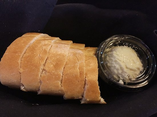 Glen Burnie, Maryland: Complimentary bread and honey butter