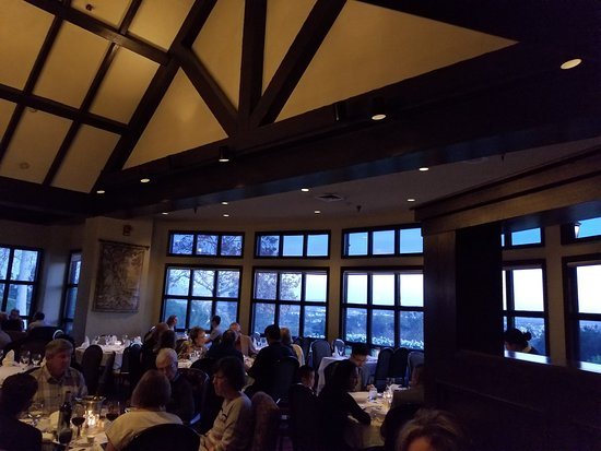 Summit House Restaurant: The views!