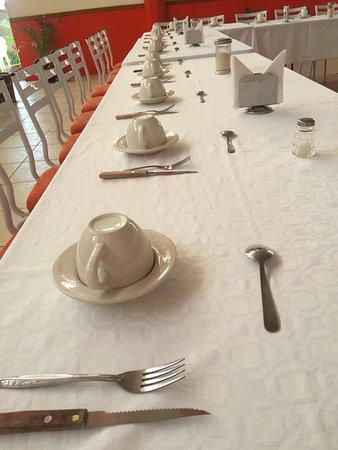 Huajuapan de Leon, المكسيك: Salón de eventos!!!
