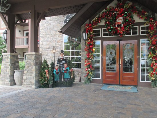 The Inn at Christmas Place Photo