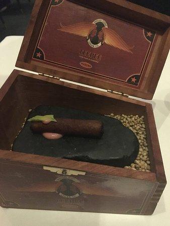 Providence: Wagyu Cigar