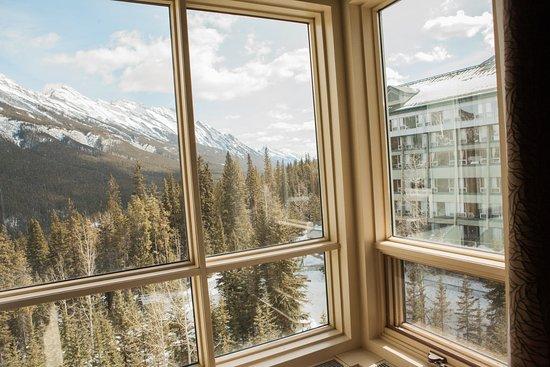 7th floor hotel room view