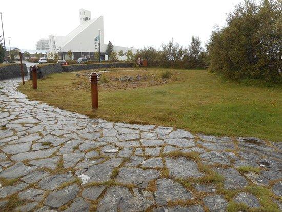 Hofsstadir Historic Park