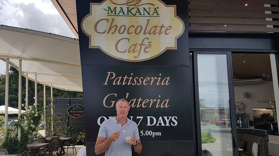 Makana Confections: One happy husband