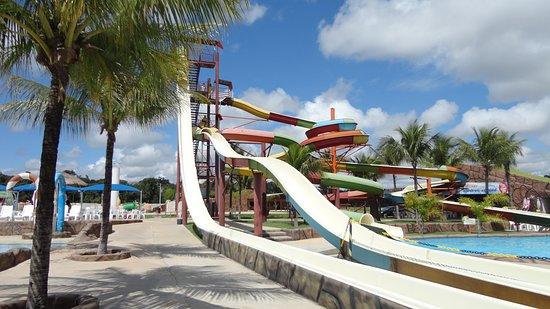 Curupy Acqua Park: toboágua