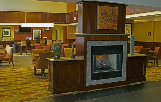 Hampton Inn & Suites Norfolk-Airport: Lobby