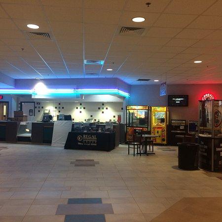 Picture of regal cinemas potomac yard - Regal theaters garden grove showtimes ...