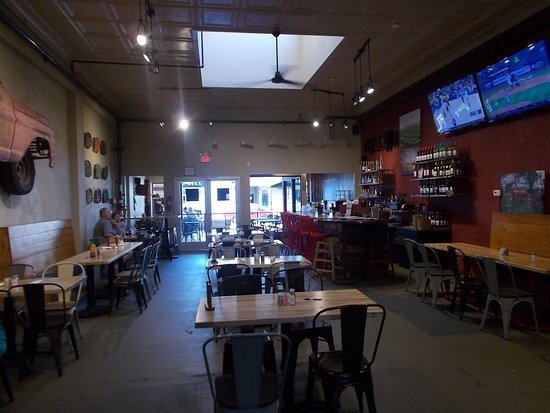 Menu at 2fifty1 Downtown, The Twisted Kitchen, 251 S. Main St., Old ...