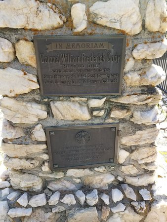 Buffalo Bill Grave and Museum: 20180403_103543_large.jpg