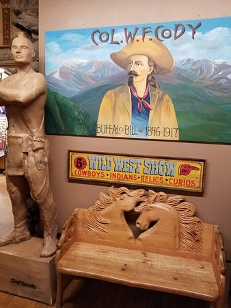 Buffalo Bill Grave and Museum: 20180403_103732_large.jpg