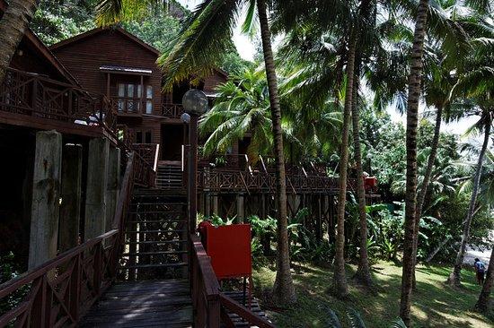 Kota Kinabalu District, Malaysia: Exterior