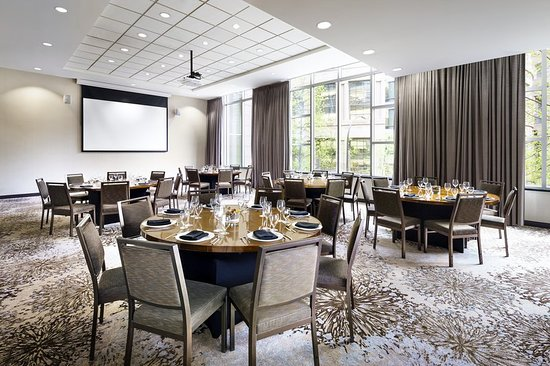 The Westin Grand, Vancouver : Meeting room