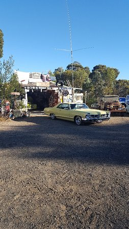 Dadswells Bridge, Australia: Thanks Max & Jenny for a wonderful few nights. Such brilliant country hospitality although you h