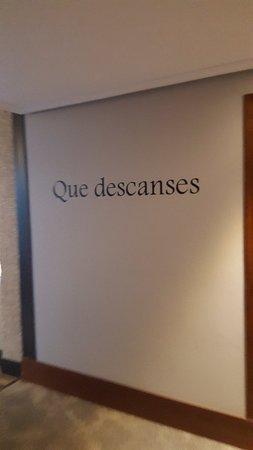 ILUNION Las Lomas: Que descanses..que ironía