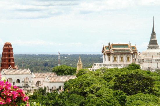 Private Petchaburi Half-Day Tour from...